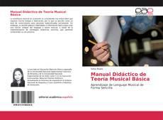Обложка Manual Didáctico de Teoría Musical Básica