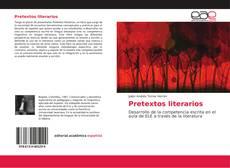 Bookcover of Pretextos literarios