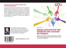Обложка Apoyo psicosocial del instituto del corazón de Ibagué
