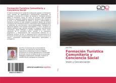 Portada del libro de Formación Turística Comunitaria y Conciencia Social