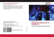 Обложка Pandemia SARS-COV-2 COVID-19