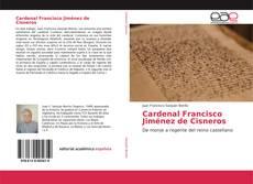 Portada del libro de Cardenal Francisco Jiménez de Cisneros