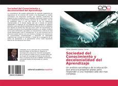 Portada del libro de Sociedad del Conocimiento y decolonialidad del Aprendizaje