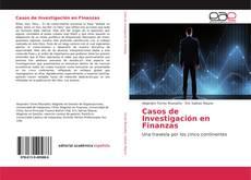 Borítókép a  Casos de Investigación en Finanzas - hoz