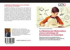 Capa do livro de La Modelación Matemática cómo estrategia de Enseñanza en Colombia