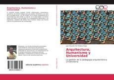 Arquitectura, Humanismo y Universidad的封面