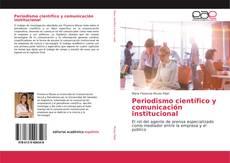 Portada del libro de Periodismo científico y comunicación institucional