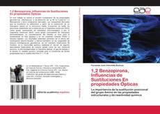 Portada del libro de 1,2 Benzopirona, Influencias de Sustituciones En propiedades Ópticas