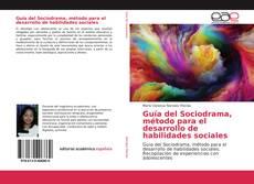 Обложка Guía del Sociodrama, método para el desarrollo de habilidades sociales