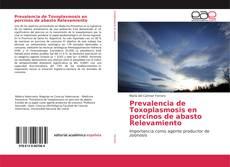 Bookcover of Prevalencia de Toxoplasmosis en porcinos de abasto Relevamiento
