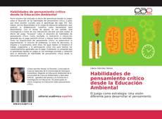 Habilidades de pensamiento crítico desde la Educación Ambiental kitap kapağı