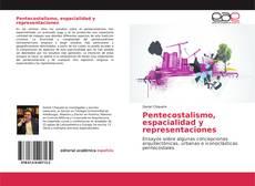 Capa do livro de Pentecostalismo, espacialidad y representaciones