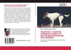 Обложка Avances y nuevos enfoques sobre el perro precolonial de Las Antillas