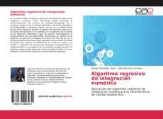 Portada del libro de Algoritmo regresivo de integración numérica