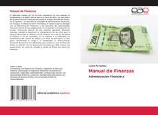 Capa do livro de Manual de Finanzas