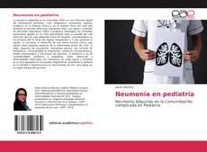 Bookcover of Neumonía en pediatría