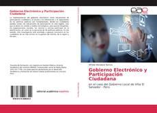 Portada del libro de Gobierno Electrónico y Participación Ciudadana