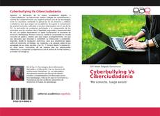 Capa do livro de Cyberbullying Vs Ciberciudadania