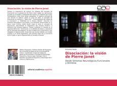 Portada del libro de Disociación: la visión de Pierre Janet
