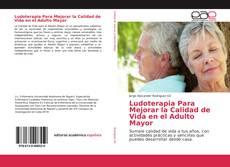 Portada del libro de Ludoterapia Para Mejorar la Calidad de Vida en el Adulto Mayor