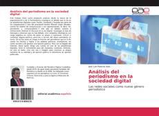 Bookcover of Análisis del periodismo en la sociedad digital