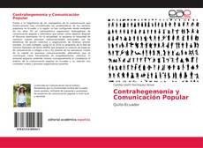 Portada del libro de Contrahegemonía y Comunicación Popular