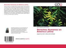 Bookcover of Derechos Humanos en América Latina