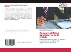Capa do livro de Responsabilidad Subsidiaria de la Matriz