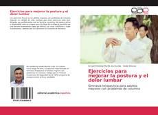 Bookcover of Ejercicios para mejorar la postura y el dolor lumbar