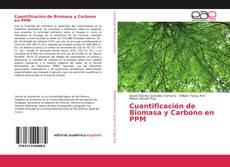 Portada del libro de Cuantificación de Biomasa y Carbono en PPM