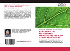 Bookcover of Aplicación de Marcadores Moleculares ISSR en Stevia rebaudiana