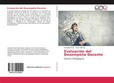 Evaluación del Desempeño Docente kitap kapağı