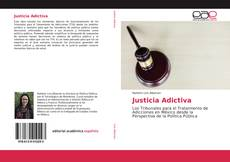 Bookcover of Justicia Adictiva