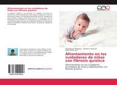 Обложка Afrontamiento en los cuidadores de niños con fibrosis quística