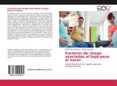 Обложка Factores de riesgo asociados al bajo peso al nacer