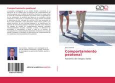 Bookcover of Comportamiento peatonal