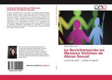 Capa do livro de La Revictimización en Menores Víctimas de Abuso Sexual