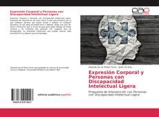 Portada del libro de Expresión Corporal y Personas con Discapacidad Intelectual Ligera