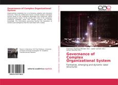 Bookcover of Governance of Complex Organizational System