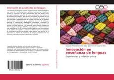Portada del libro de Innovación en enseñanza de lenguas