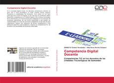 Portada del libro de Competencia Digital Docente