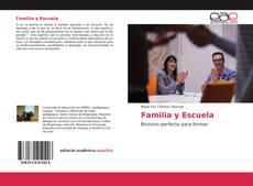 Capa do livro de Familia y Escuela