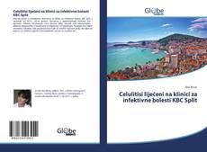 Bookcover of Celulitisi liječeni na klinici za infektivne bolesti KBC Split