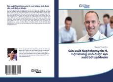 Bookcover of Sản xuất Naphthomycin H, một kháng sinh được sản xuất bởi xạ khuẩn