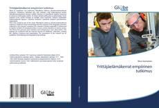 Bookcover of Yrittäjäelämäkerrat empiirinen tutkimus