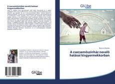 Portada del libro de A csecsemőszínház nevelő hatásai kisgyermekkorban