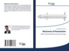 Buchcover von Mechanics of Penetration