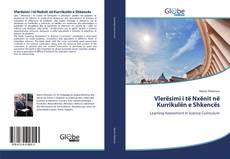Portada del libro de Vlerësimi i të Nxënit në Kurrikulën e Shkencës