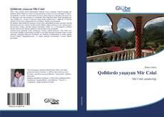 Capa do livro de Qəlblərdə yaşayan Mir Cəlal