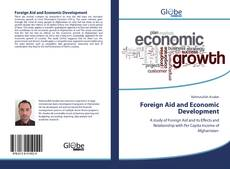 Bookcover of Foreign Aid and Economic Development